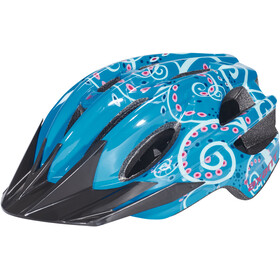 axant Rider Girl Fietshelm Meisjes, turquoise